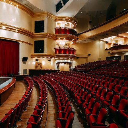 Театры Уфы