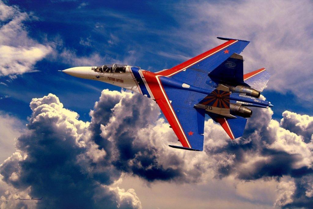 В Башкирии началось авиашоу «Русских Витязей»
