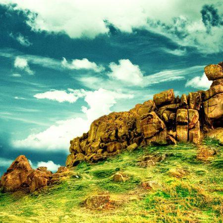 Горы, скалы, хребты