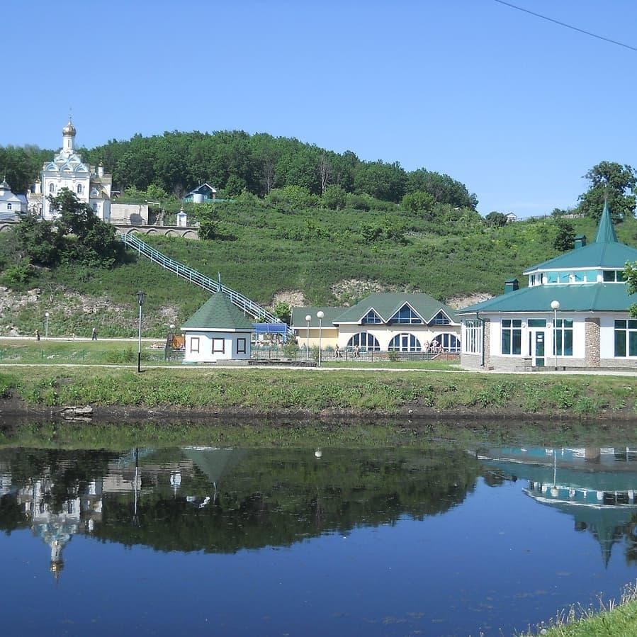 Однодневный тур на Красноусольские источники и страусиную ферму