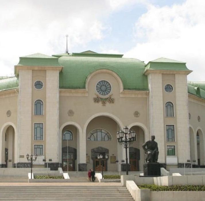 Башкирский государственный академический театр драмы имени Мажита Гафури