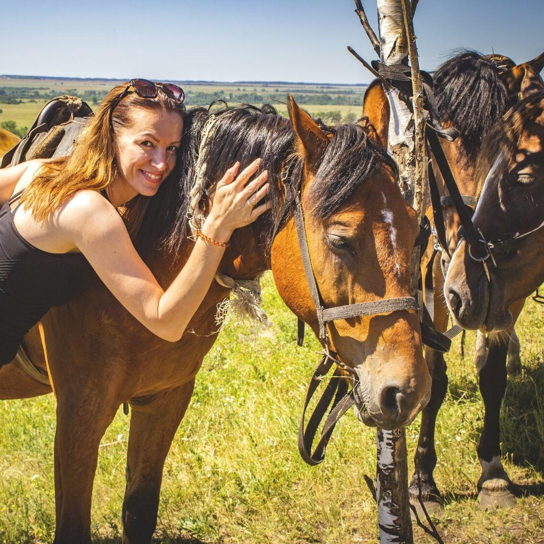 Однодневный конный тур в природный парк «Зилим»